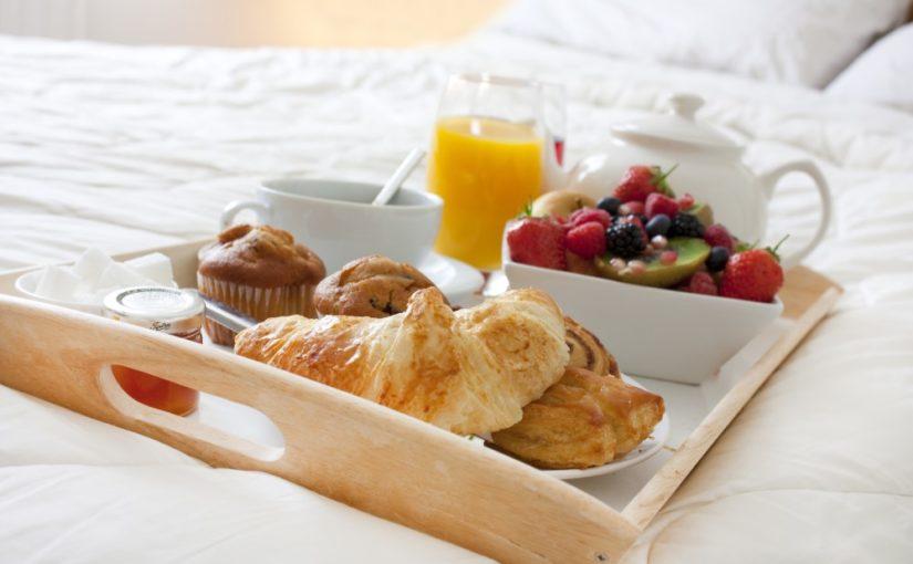 5 idéer til at give dine forældre bedre mad og/eller søvn